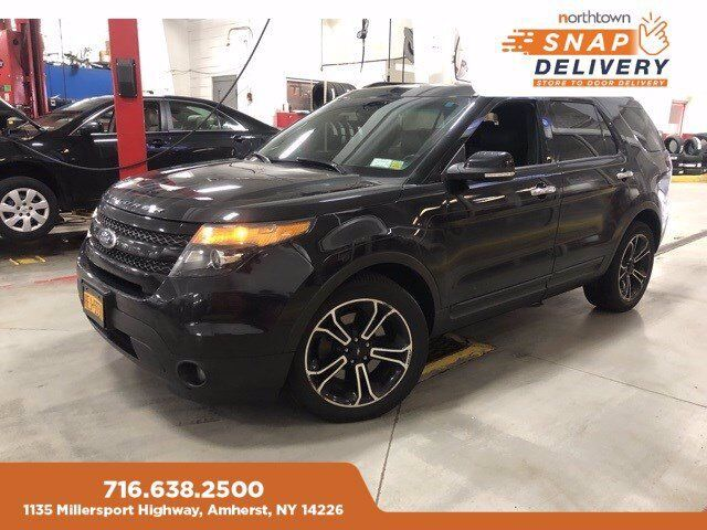 2013 Ford Explorer Sport Amherst NY