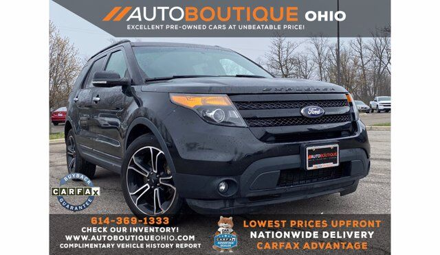 2013 Ford Explorer Sport Columbus OH