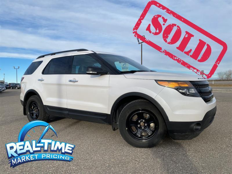 2013_Ford_Explorer_Sport_ High River AB