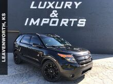 2013_Ford_Explorer_Sport_ Leavenworth KS