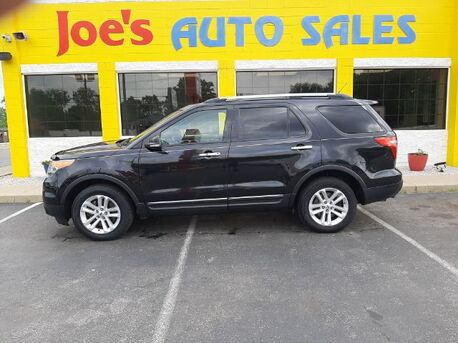 2013_Ford_Explorer_XLT 4WD_ Indianapolis IN