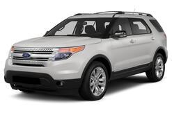 2013_Ford_Explorer_XLT FWD_ Austin TX