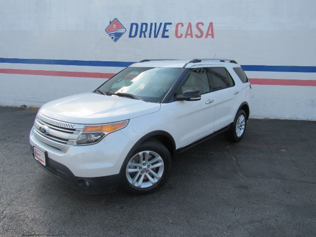 2013 Ford Explorer XLT FWD Dallas TX