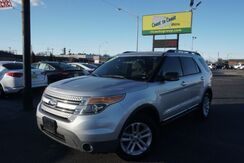 2013_Ford_Explorer_XLT FWD_ Houston TX