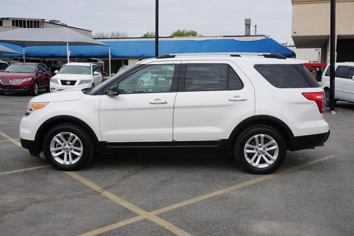2013 Ford Explorer XLT Dallas TX