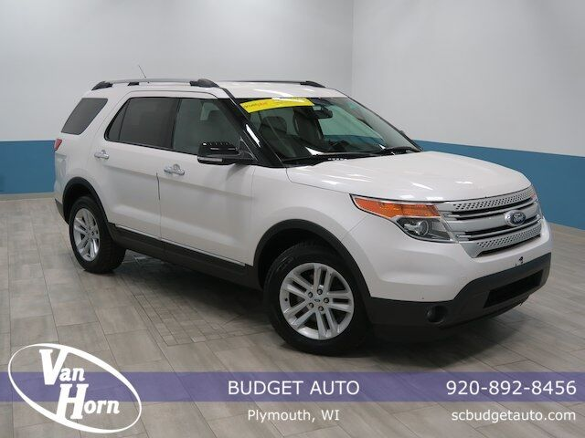 2013 Ford Explorer XLT Plymouth WI