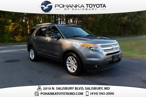 2013_Ford_Explorer_XLT_ Salisbury MD