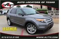 2013_Ford_Explorer_XLT with LEATHER_ Plano TX