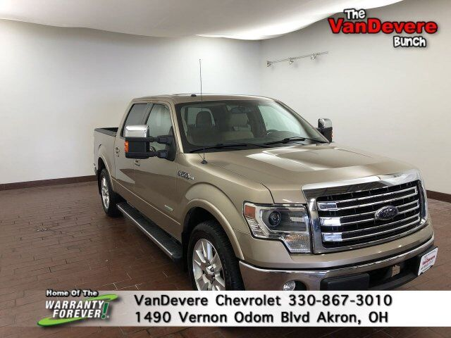 2013 Ford F-150  Akron OH
