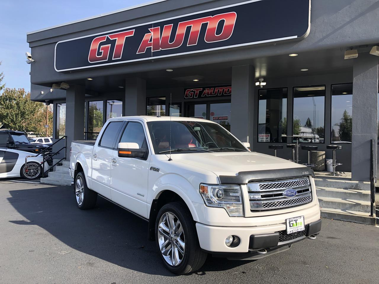 2013 Ford F-150 Ecoboost *Limited 4X4 * Puyallup WA