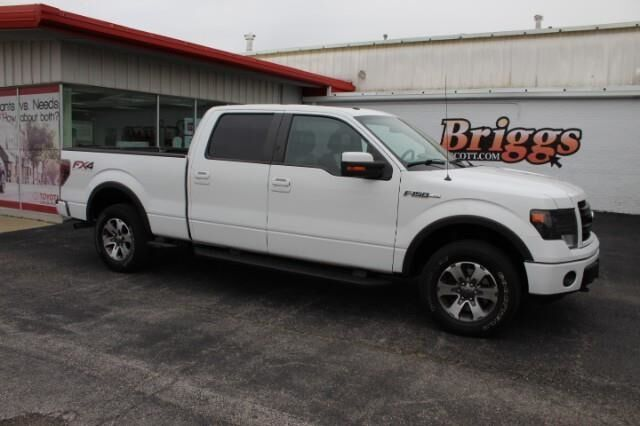 2013 Ford F-150 Fort Scott KS