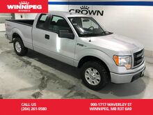 2013_Ford_F-150_2WD SuperCab 145 XL_ Winnipeg MB