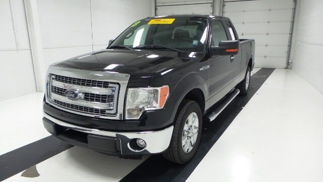 2013 Ford F-150 2WD SuperCab 145 XLT Topeka KS