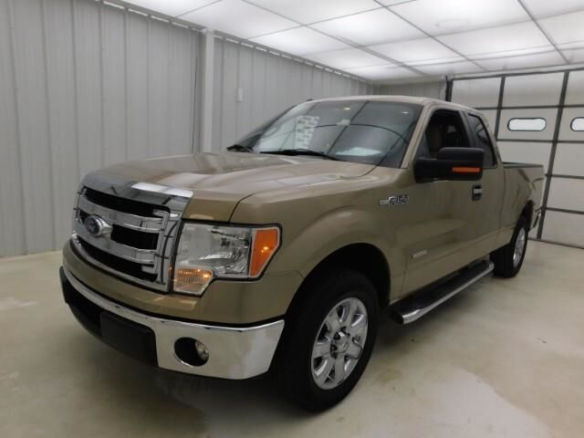 2013 Ford F-150 2WD SuperCab 145 XLT Manhattan KS