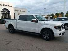 2013_Ford_F-150_2WD SuperCrew 145 FX2_ Raleigh NC