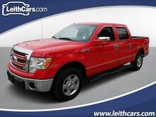 2013_Ford_F-150_2WD SuperCrew 145 XLT_ Raleigh NC