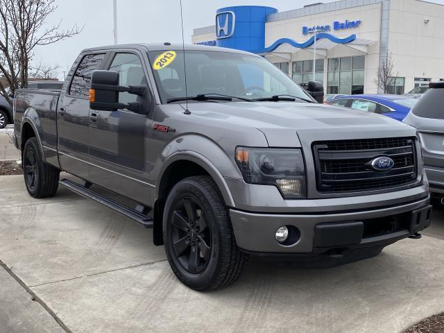 "2013 Ford F-150 4WD SuperCrew 145"" FX4 Muskegon MI"