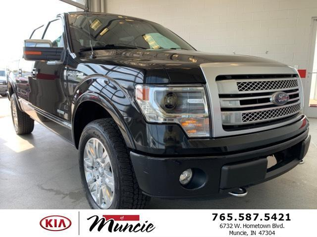 2013 Ford F-150 4WD SuperCrew 145 Limited Muncie IN