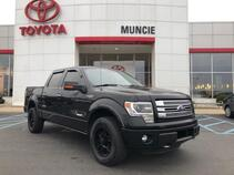 2013 Ford F-150 4WD SuperCrew 145 Limited