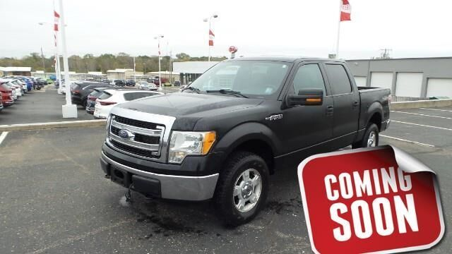 2013 Ford F-150 4WD SuperCrew 145 XL Topeka KS