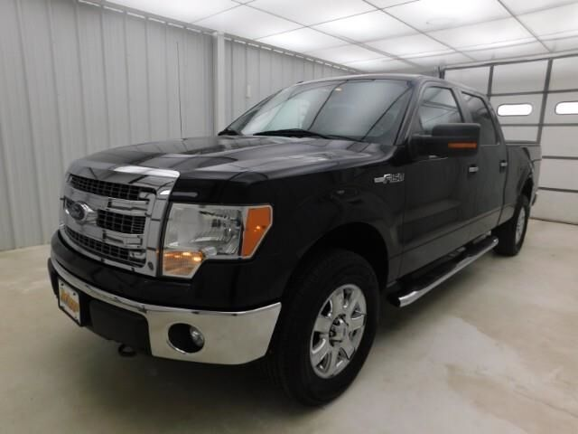 2013 Ford F-150 4WD SuperCrew 145 XLT Manhattan KS