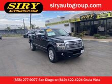 2013_Ford_F-150 4X4_platinum_ San Diego CA