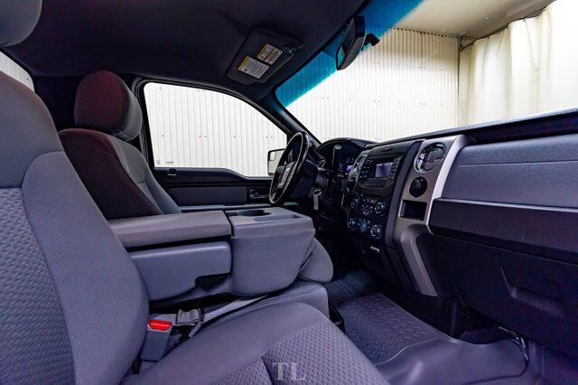 2013 Ford F-150 4x4 Reg Cab XLT Short Box Red Deer AB