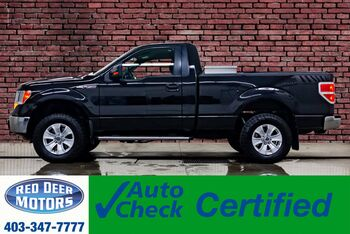 2013_Ford_F-150_4x4 Reg Cab XLT Short Box_ Red Deer AB