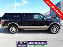 Ford F-150 4x4 SuperCrew King Ranch 2013