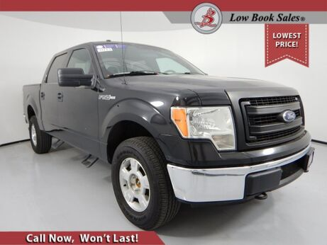2013_Ford_F-150_CREW CAB 4X4 XLT 3.5 ECOBOOST_ Salt Lake City UT
