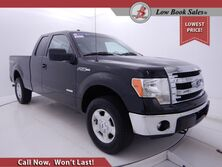 Ford F-150 EXT CAB 4X4 ECOBOOST 2013