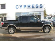 2013_Ford_F-150_F150 KING RANCH, 3.55 ELECTRONIC LOCK RR AXLE, SPRAY-IN BOX LINER,LOWER TWO-TONE PAINT_ Swift Current SK