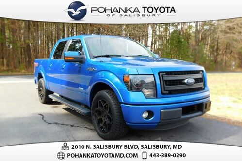 2013_Ford_F-150_FX2_ Salisbury MD