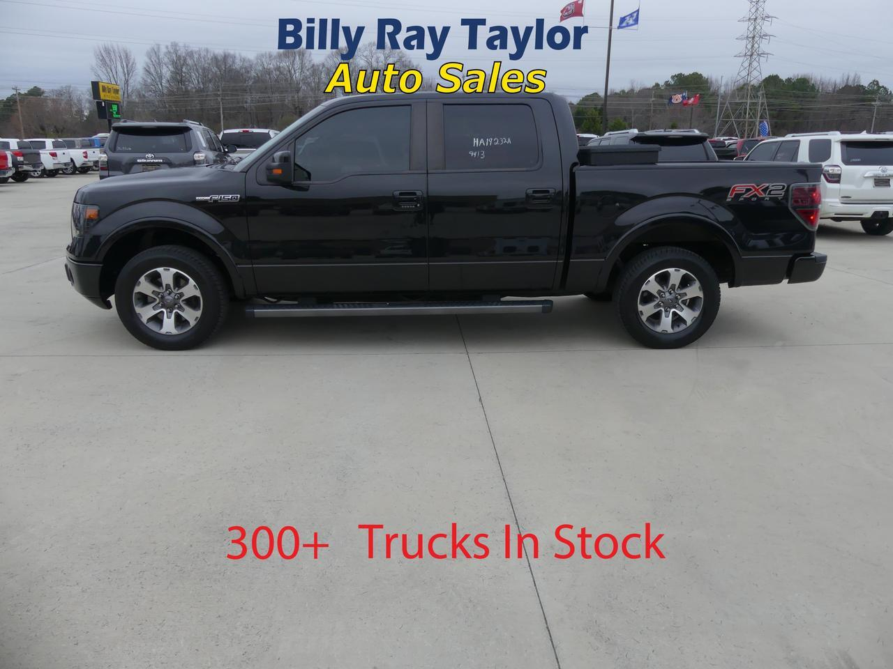 2013 Ford F-150 FX2 SuperCrew 5.5-ft. Bed 2WD Cullman AL