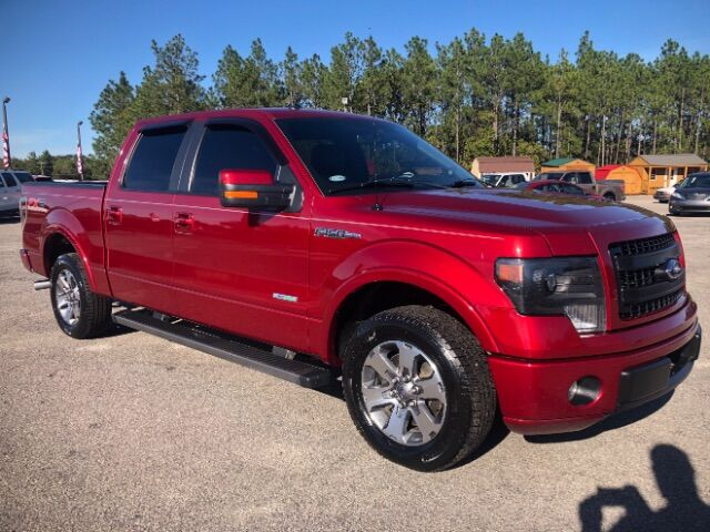 2013 Ford F-150 FX2 SuperCrew 5.5-ft. Bed 2WD Gaston SC