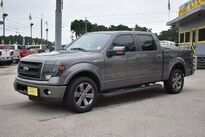 Ford F-150 FX2 SuperCrew 5.5-ft. Bed 2WD 2013