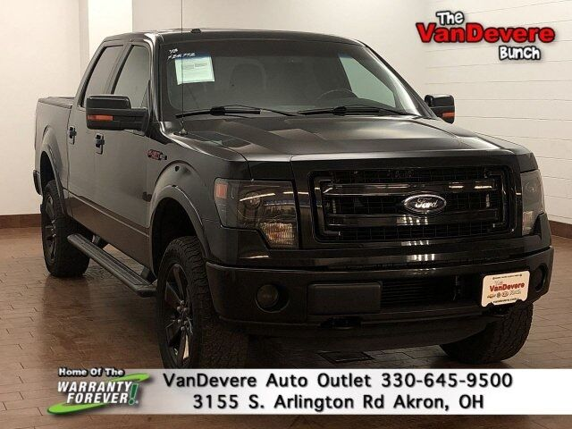 2013 Ford F-150 FX4 Akron OH