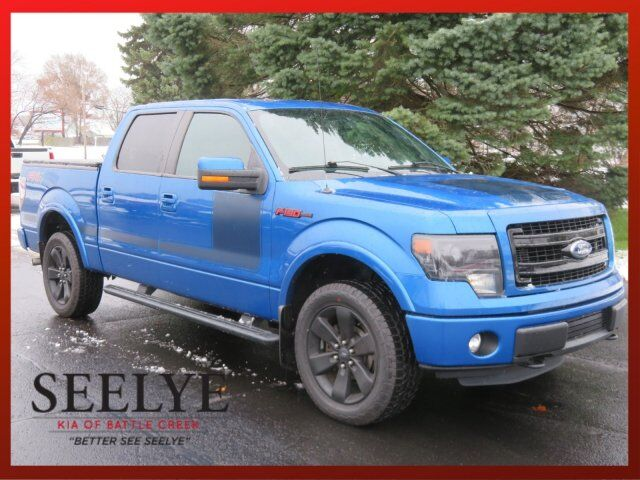 2013 Ford F-150 FX4 Battle Creek MI