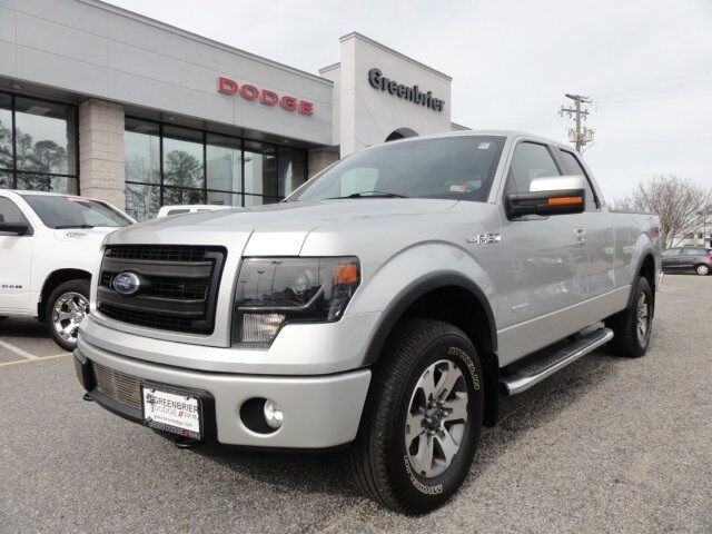 2013 Ford F-150 FX4 Chesapeake VA