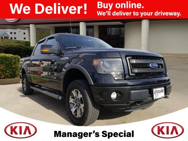 2013 Ford F-150 FX4 Chattanooga TN