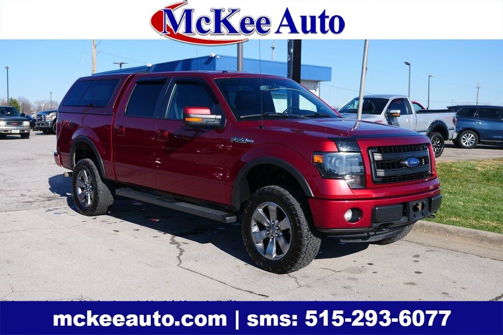 2013 Ford F-150 FX4 Des Moines IA