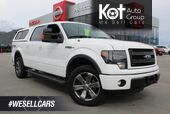 2013 Ford F-150 FX4, Heating and Cooling Front Seats, Sunroof