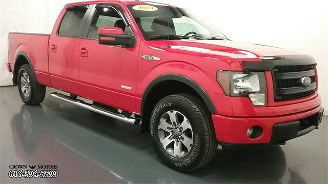 2013 Ford F-150 FX4 Holland MI