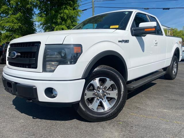 2013 Ford F-150 FX4 Raleigh NC