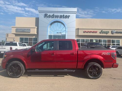 2013_Ford_F-150_FX4_ Redwater AB