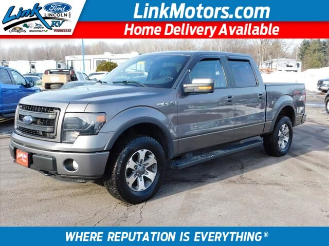 2013 Ford F-150 FX4 Rice Lake WI