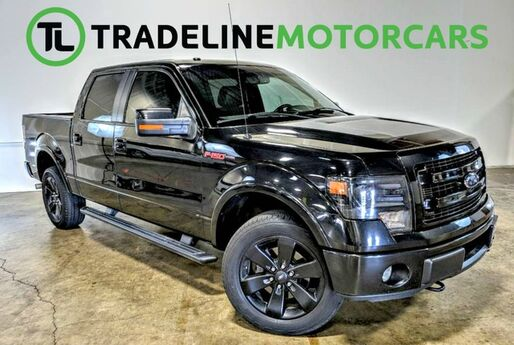2013 Ford F-150 FX4 SUNROOF, COOLED/HEATED SEATS, REAR VIEW CAMERA AND MUCH MORE!!! CARROLLTON TX