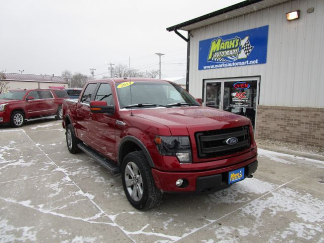 2013 Ford F-150 FX4 SuperCrew 5.5-ft. Bed 4WD Fort Dodge IA