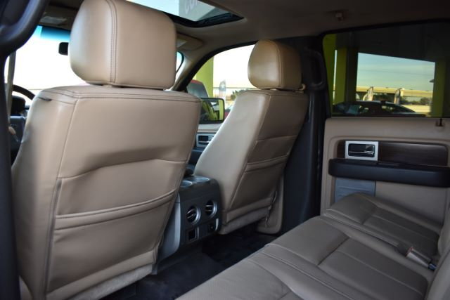 2013 Ford F-150 FX4 SuperCrew 5.5-ft. Bed 4WD Houston TX