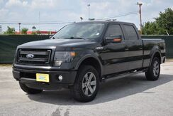 2013_Ford_F-150_FX4 SuperCrew 5.5-ft. Bed 4WD_ Houston TX